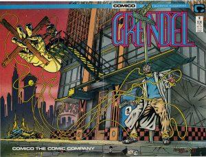 Grendel #9 (1987)