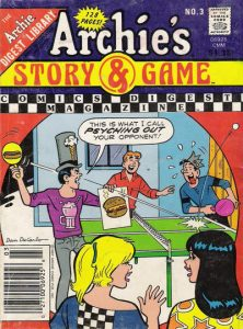 Archie's Story & Game Digest Magazine #3 (1987)
