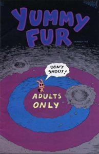 Yummy Fur #5 (1987)