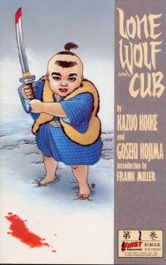 Lone Wolf and Cub #2 (1987)