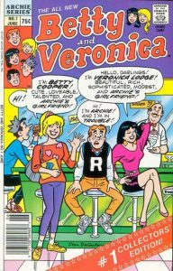 Betty and Veronica #1 (1987)