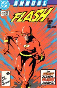 The Flash Annual #1 (1987)