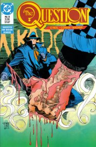 The Question #8 (1987)