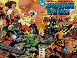 Doom Patrol #1 (1987)