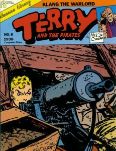 Terry and the Pirates #6 (1987)