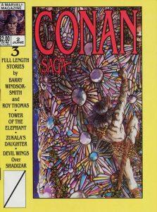 Conan Saga #2 (1987)