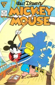 Mickey Mouse #228 (1987)