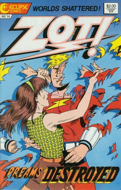 Zot! #14 (1987)