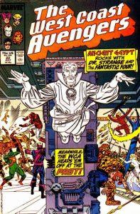 West Coast Avengers #22 (1987)