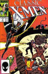Classic X-Men #11 (1987)