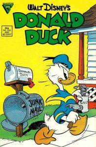 Donald Duck #255 (1987)
