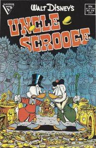 Walt Disney's Uncle Scrooge #219 (1987)
