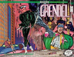 Grendel #10 (1987)
