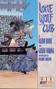 Lone Wolf and Cub #3 (1987)