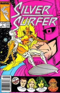 Silver Surfer #1 (1987)