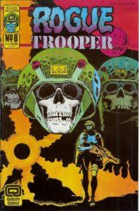 Rogue Trooper #8 (1987)