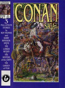 Conan Saga #3 (1987)