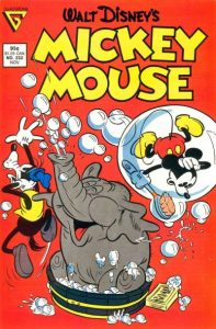 Mickey Mouse #232 (1987)