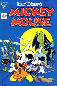 Mickey Mouse #229 (1987)