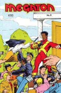 Megaton #8 (1987)