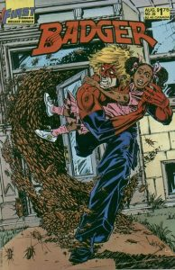The Badger #26 (1987)