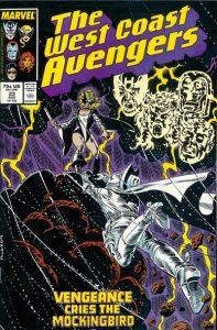 West Coast Avengers #23 (1987)