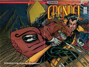 Grendel #11 (1987)