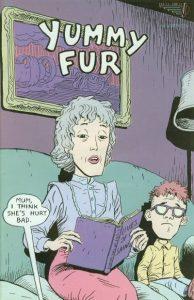 Yummy Fur #6 (1987)