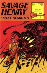Savage Henry #3 (1987)
