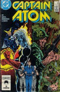 Captain Atom #9 (1987)