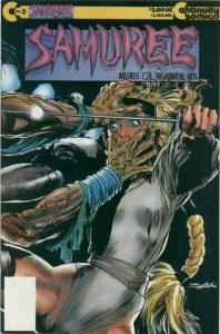 Samuree #2 (1987)