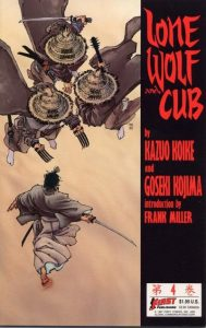 Lone Wolf and Cub #4 (1987)