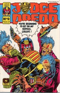 Judge Dredd #9 (1987)