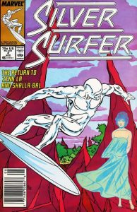 Silver Surfer #2 (1987)