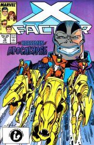 X-Factor #19 (1987)