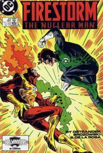 Firestorm the Nuclear Man #66 (1987)