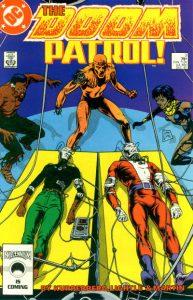 Doom Patrol #3 (1987)