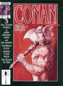 Conan Saga #4 (1987)