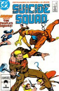 Suicide Squad #7 (1987)