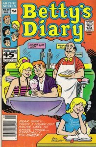 Betty's Diary #10 (1987)