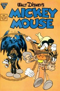 Mickey Mouse #230 (1987)