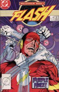 Flash #8 (1987)