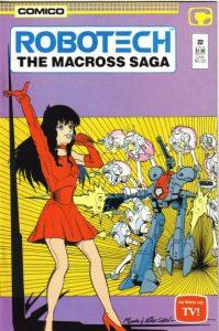 Robotech: The Macross Saga #22 (1987)