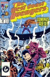 West Coast Avengers #24 (1987)