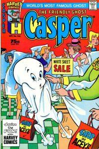 The Friendly Ghost, Casper #236 (1987)