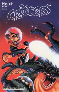 Critters #16 (1987)