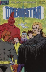 Dreadstar #32 (1987)