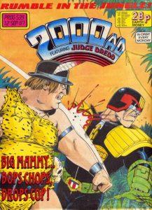 2000 AD #539 (1987)