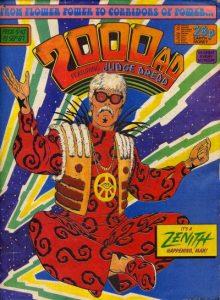 2000 AD #540 (1987)