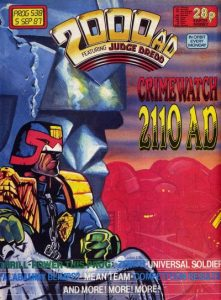 2000 AD #538 (1987)
